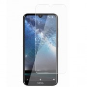For Nokia 2.3 0.3mm Anti-explosion Tempered Glass Screen Protector Arc Edge