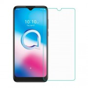 0.3mm Tempered Glass Screen Protection Film Arc Edge for Alcatel 3L (2020)