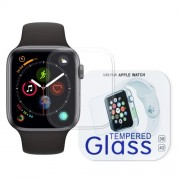 9H Full Screen Coverage Tempered Glass Protector for Apple Watch Series 4 44mm