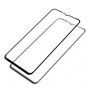 PINWUYO Σκληρυμένο Γυαλί (Tempered Glass) Προστασίας Οθόνης Πλήρης Κάλυψης για Meizu Note9 - Μαύρο