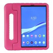 Drop-proof EVA Θήκη Ενισχυμένη για Παιδιά για Lenovo Tab M10 Plus - Φούξια