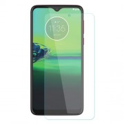 ENKAY 9H 0.26mm 2.5D Arc Edge Tempered Glass Screen Guard Film for Motorola Moto G8 Play/One Macro