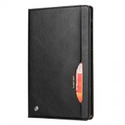 Auto-absorbed PU Leather Tablet Protective Cover for Samsung Galaxy Tab S7 Plus T970/T976 - Black