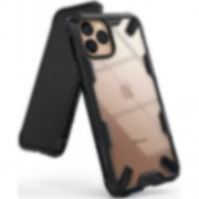 Ringke Fusion-X iPhone 12 mini - Black