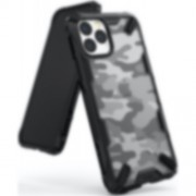 Ringke Fusion-X iPhone 12 - Camo Black
