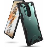 Ringke Fusion-X OnePlus 8 Pro Black