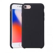 Θήκη Σιλικόνης Ενισχυμένη για iPhone SE (2nd generation) / 8 / 7 - Μαύρο