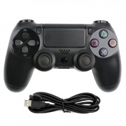 Ενσύρματο Joystick Game Controller για PS4 / Android / PC / Xbox 360 / PS3 - Μαύρο