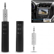 3.5mm Jack Bluetooth Hands - free AUX Receiver Adapter Car Transmitter Music Receivers