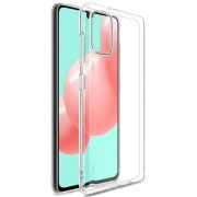 IMAK UX-5 Series Θήκη Σιλικόνης TPU Εξαιρετικά Διάφανη για Samsung Galaxy A41 (Global Version) - Διάφανο