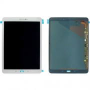 Original LCD Screen and Digitizer Touch Screen for Samsung Galaxy Tab S2 9.7 SM-T810 / SM-T815 - White (GH97-17729B)