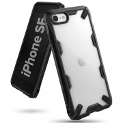 Ringke Fusion-X Apple iPhone SE 2020 / 8 / 7 Black