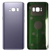 Battery Cover for Samsung Galaxy S8 G950 - Grey/Violet