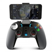 IPEGA PG-9099 Ασύρματο Bluetooth Game Controller Vibration Video για Android Windows PC TV Box Extension Joystick - Μαύρο
