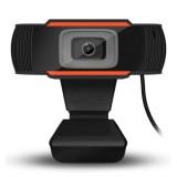 A870 HD 480P Webcam Φορητή Κάμερα για PC - Μαύρο