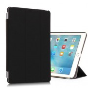 Tri-fold Stand Smart Leather Cover + Companion PC Case for iPad Pro 9.7 inch - Black