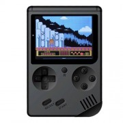 Retro Mini 2 Handheld Game Console Built-in 168 Games Video Games - Μαύρο