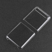 Σκλήρη Θήκη για Samsung Galaxy Z Flip - Διάφανο
