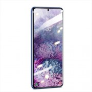 MOCOLO for Samsung Galaxy S20 3D Curved [UV Light Irradiation] Full Cover Tempered Glass Screen Protector UV Film