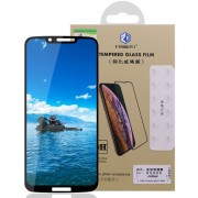 PINWUYO for Motorola Moto G7 Play Full Covering 2.5D 9H Tempered Glass Screen Protector Film