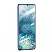 MOCOLO for Samsung Galaxy S20 Plus 3D Curved [UV Light Irradiation] Full Tempered Glass Screen Cover UV Film