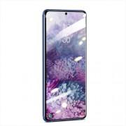 MOCOLO Σκληρυμένο Γυαλί (Tempered Glass) Προστασίας Οθόνης με Υγρή Κόλλα και Λάμπα UV Πλήρης Κάλυψης για Samsung Galaxy S20 Ultra