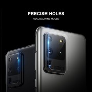 MOCOLO 2PCS Tempered Glass Camera Lens Protector Films [Ultra Clear] for Samsung Galaxy S20 Ultra