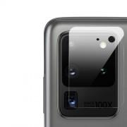 Σκληρυμένο Γυαλί (Tempered Glass) Προστασίας Κάμερας για Samsung Galaxy S20 Ultra - Μαύρο