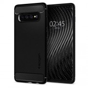 Spigen Rugged Armor Samsung Galaxy S10 Plus - Matte Black (606CS25765)
