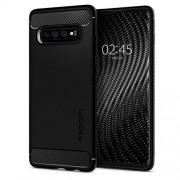 Spigen Rugged Armor Samsung Galaxy S10 - Matte Black (605CS25800)