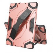 Υβριδική Θήκη Σιλικόνης σε Συνδυασμο με Πλαστικό για Lenovo Tab M10 TB-X605F - Ροζ