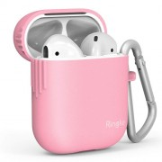 Ringke TPU Case for Apple AirPods Pink