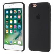 Θήκη Σιλικόνης Ενισχυμένη για iPhone 6s / 6 - Μαύρο