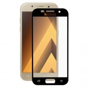 HAT PRINCE Σκληρυμένο Γυαλί (Tempered Glass) Προστασίας Οθόνης Πλήρης Κάλυψης για Samsung Galaxy A5 (2017) - Μαύρο