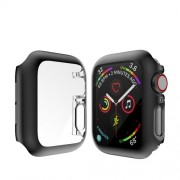 All-round Protection PC Watch Case for Apple Watch Series 4 44mm - Black