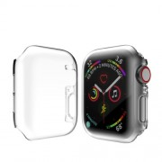 All-round Protection PC Watch Case for Apple Watch Series 4 44mm - Transparent