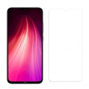 2.5D 9H Arc Edge Fingerprint Proof Full Screen Tempered Glass Film for Xiaomi Redmi Note 8T