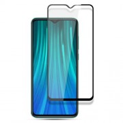 MOCOLO Silk Print Full Tempered Glass Phone Screen Protector for Xiaomi Redmi Note 8T