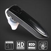YK K4 Στερεοφωνικό Ακουστικό Bluetooth 4.1 για όλα τα Smartphones και Tablets - Μαύρο