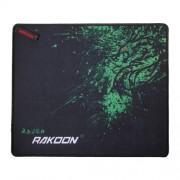 RAKOON Stitched Edges Gaming Mouse Pad Non-Slip Base Mouse Mat, Μέγεθος: 250x300mm - Πράσινος Δράκος