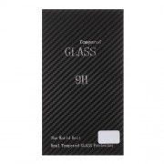Silk Printing Tempered Glass Full Size Screen Protector for Huawei Mate 20 Pro - Black