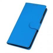 Δερμάτινη Θήκη Πορτοφόλι με Βάση Στήριξης για Nokia 6.2 / 7.2 - Μπλε