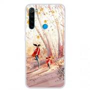 Θήκη Σιλικόνης TPU για Xiaomi Redmi Note 8 - Περίπατος στο Δάσος