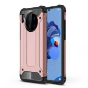 Armor Guard Plastic + TPU Hybrid Case for Huawei Mate 30 - Rose Gold
