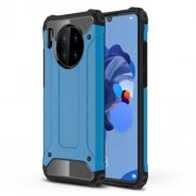 Armor Guard Plastic + TPU Hybrid Case for Huawei Mate 30 - Baby Blue