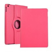 Litchi Texture Leather Stand Tablet Case for Apple iPad 10.2 (2019) - Rose