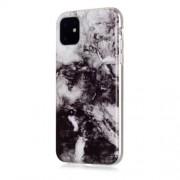 Θήκη Σιλικόνης TPU για iPhone 11 6.1-inch - Μαύρο Μάρμαρο
