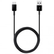 1m USB 2,0 to Type-C Data Sync Charging Cable - Black