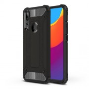 Armor Guard Plastic + TPU Hybrid Case for Huawei P Smart Z / Y9 Prime (2019) - Black