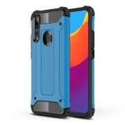 Armor Guard Plastic + TPU Hybrid Case for Huawei P Smart Z / Y9 Prime (2019) - Baby Blue